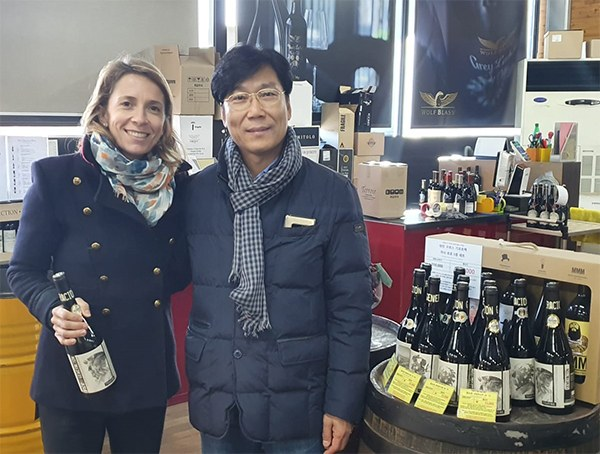 ASIAN TOUR 2019: OUR ORGANIC WINES IN SINGAPORE, CHINA, HONG KONG AND SOUTH KOREA