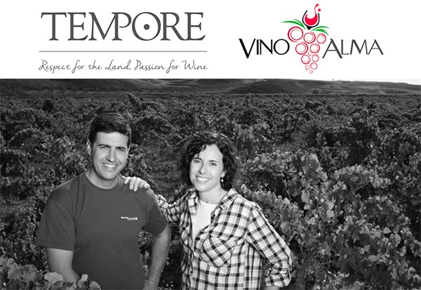 VINO&ALMA SAYS YES TO OUR GARNACHA & TEMPRANILLO ORGANIC WINES