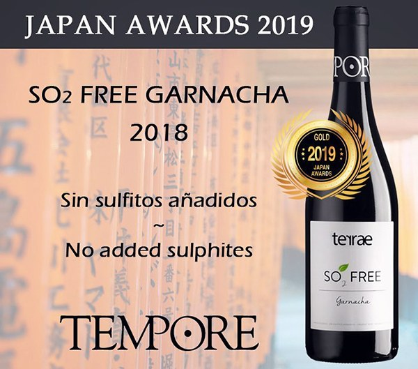 SO₂ FREE 2018 (ORGANIC WINE FREE FROM ADDED SULPHITES): A BIG SUCCESS IN JAPAN