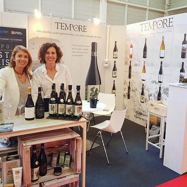 BODEGAS TEMPORE AT BASQUISITE 2019 – PROFESSIONAL SHOW AT SAN SEBASTIÁN